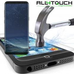 Pellicola in vetro temperato per Samsung Galaxy S8 Plus