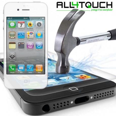 Vetro Temperato - iPhone 4/4S